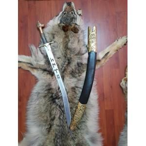 Göktürk Kurt Başlı ASENA Kılıç