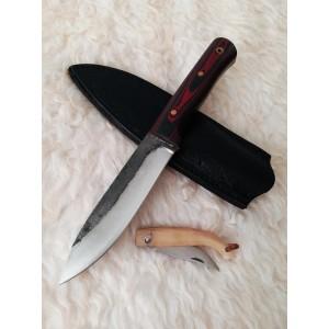 Karbon Çelik Kamp Bıçağı